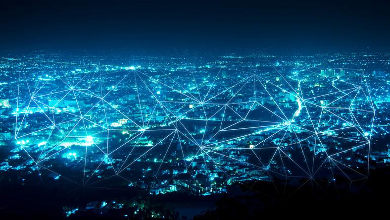 Smart city, internet, sieć