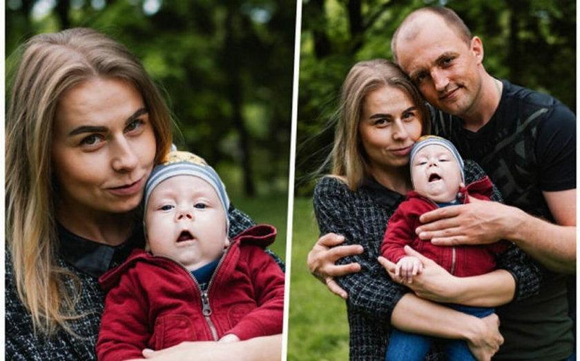 Rodzice zbierają pieniądze na terapię genową dla synka