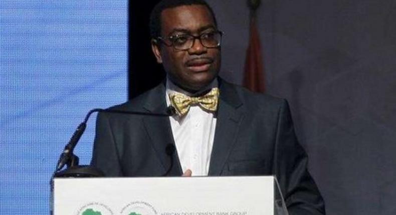 African Development Bank (AfDB) President, Dr Akinwumi Adesina (NAN)