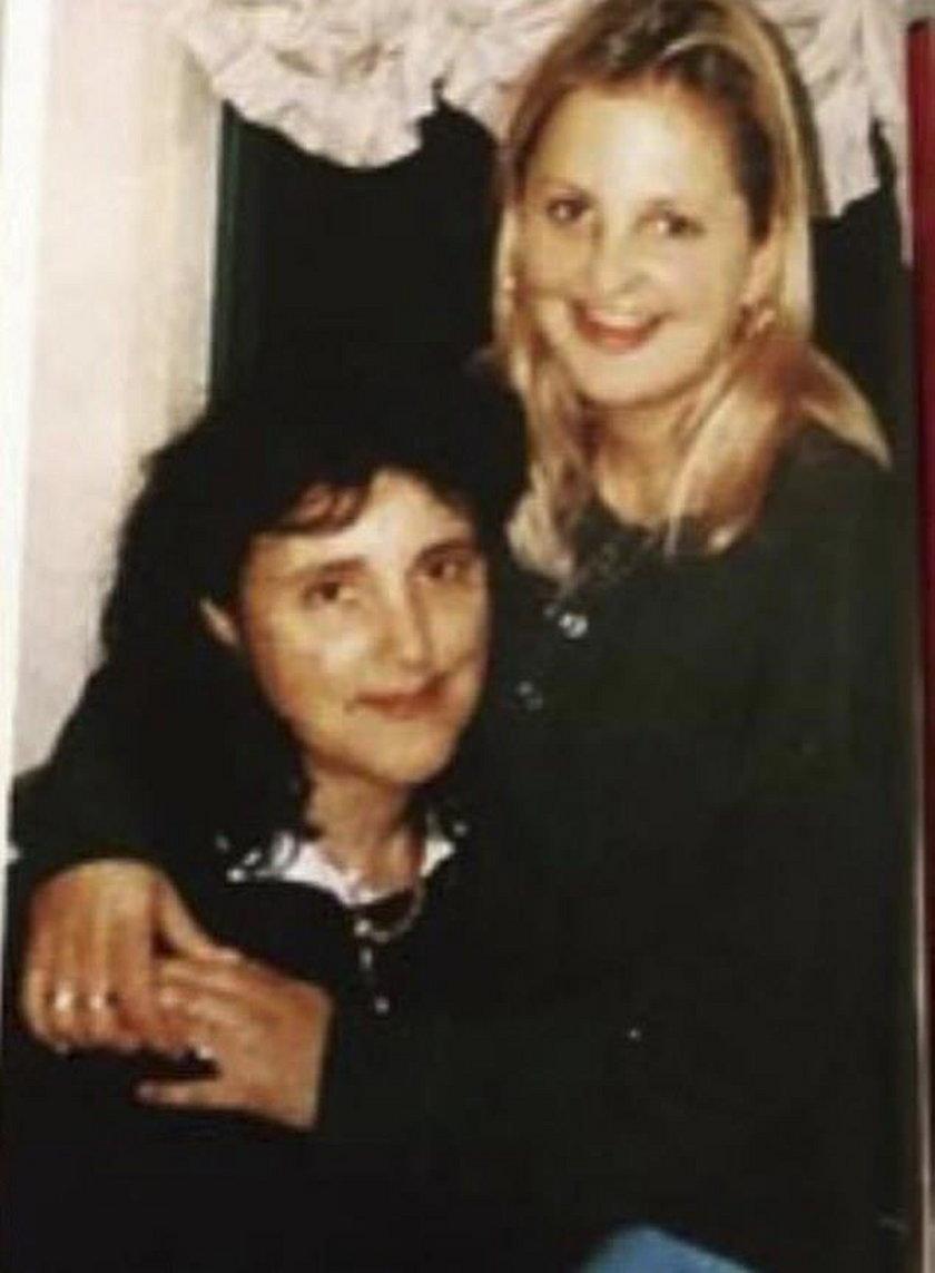 Marion Barter z córką