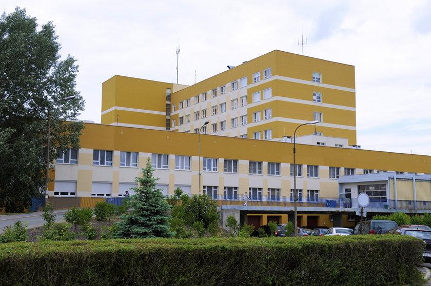 Szpital przy ul. Koszarowej we Wrocławiu