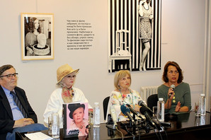 Predstavljena monografija o Mileni Dravić: Zemlja bez kulture je siromašna, jadna i bedna