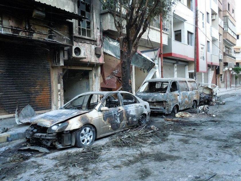 Syria wojna domowa