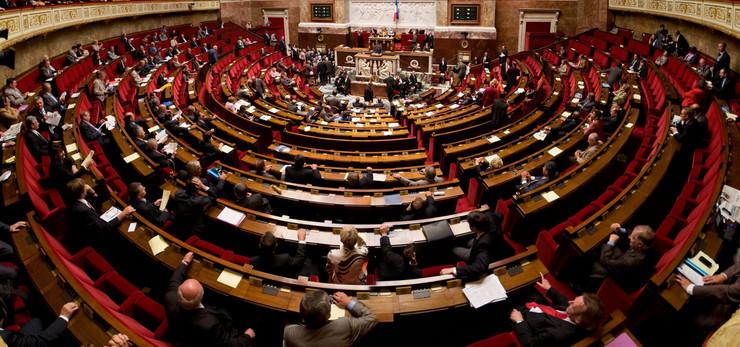 Francuska skupština Panorama_de_l'hémicyle_de_l'assemblée_nationale
