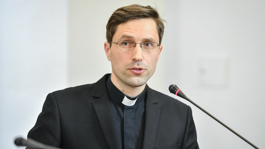 Ks. dr Wojciech Sadłoń