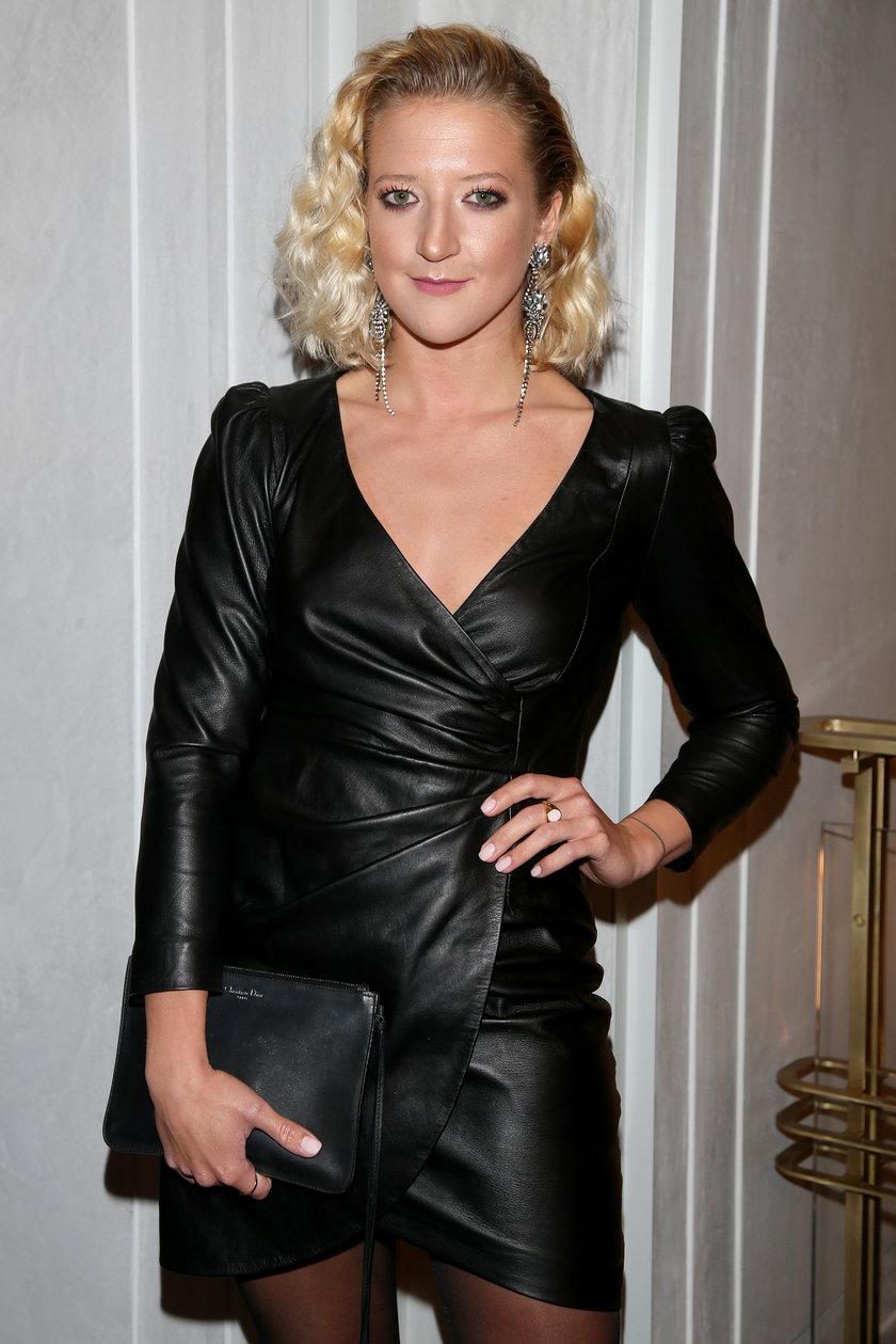 Magda Gessler na zdjęciu sprzed lat wygląda jak córka Lara