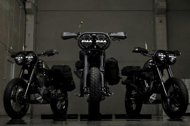 Harley-Davidson 1200 Roadster custom