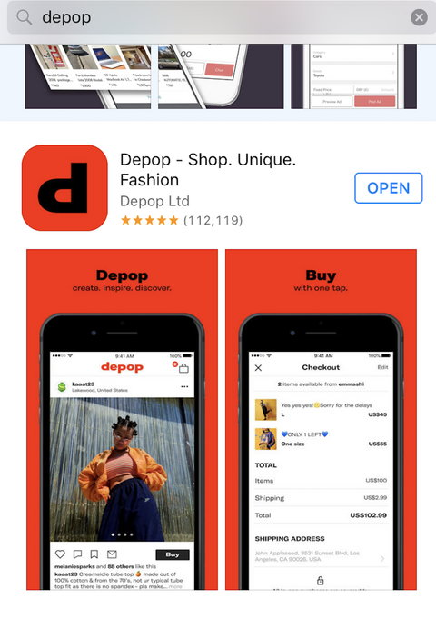 10 STEPS TO SET UP SHOP ON DEPOP AND START MAKING MONEY