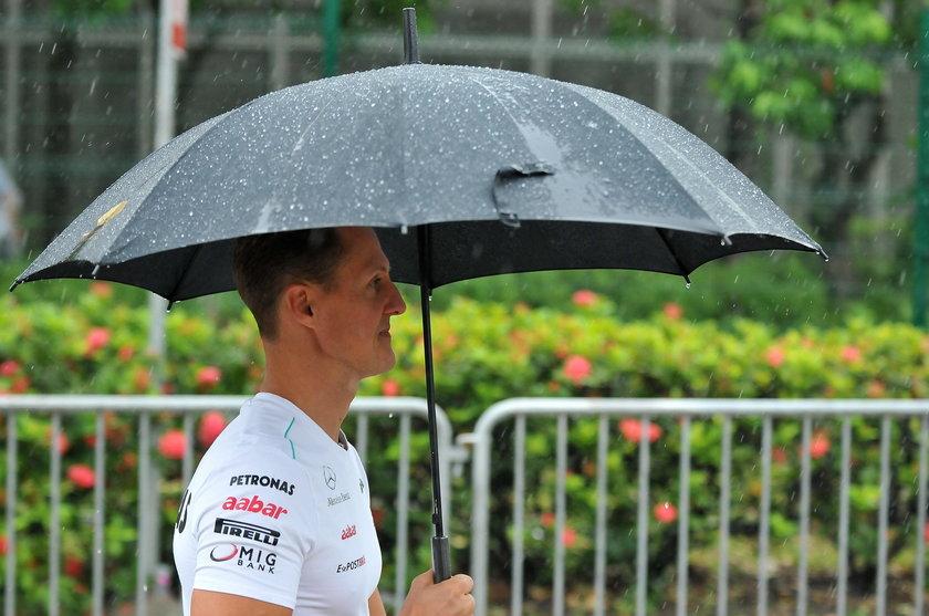 Miliony na leczenie Schumachera!