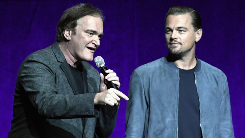 Once Upon A Time In Hollywood Quentin Tarantino Podał Obsadę Filmu