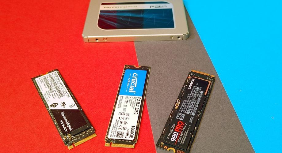 NVMe HDD SSD Ratgeber