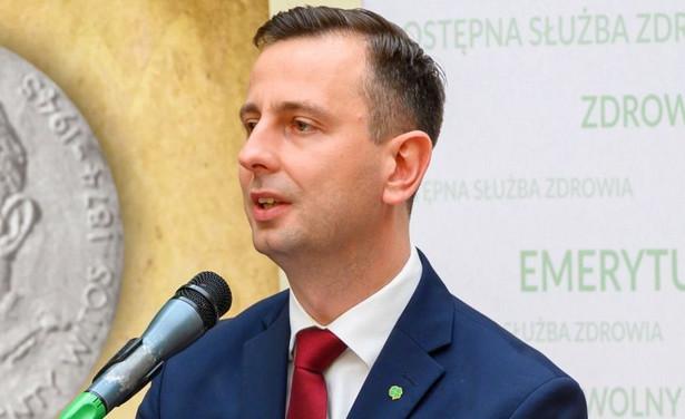 Chciałbym stanąć do debaty na przykład z Małgorzatą Kidawą-Błońską w ramach prawyborów prezydenckich w opozycji, żebyśmy zmierzyli swoje poglądy, wizje na prezydenturę - powiedział w środę lider PSL Władysław Kosiniak-Kamysz.