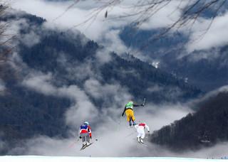 Karolina Riemen-Żerebecka zajęła czwarte miejsce w ćwierćfinale narciarskiego skicrossu