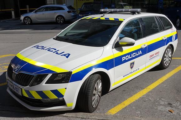 Slovenačka policija