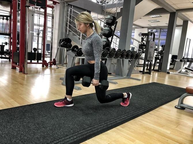 Ne preskačite treninge u vreme praznika