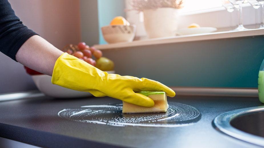 Pięć miejsc, które najtrudniej posprzątać w kuchni