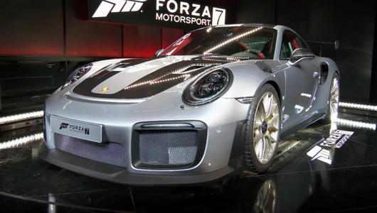 Zaskakujący debiut Porsche 911 GT2 RS