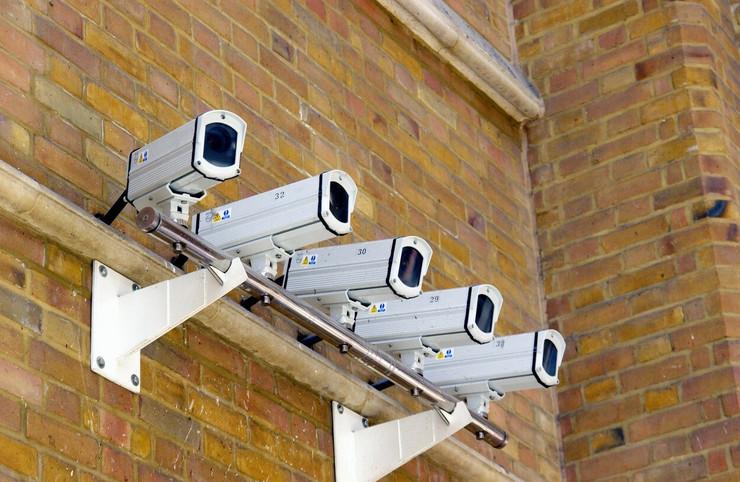 bezbednosne kamere