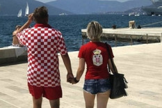 Hrvat Srpkinja foto instagram Podgorički vremeplov