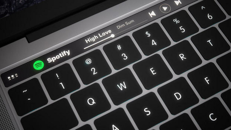 MacBook Pro z Magic Toolbar i Touch ID ujawniony na zdjęciach