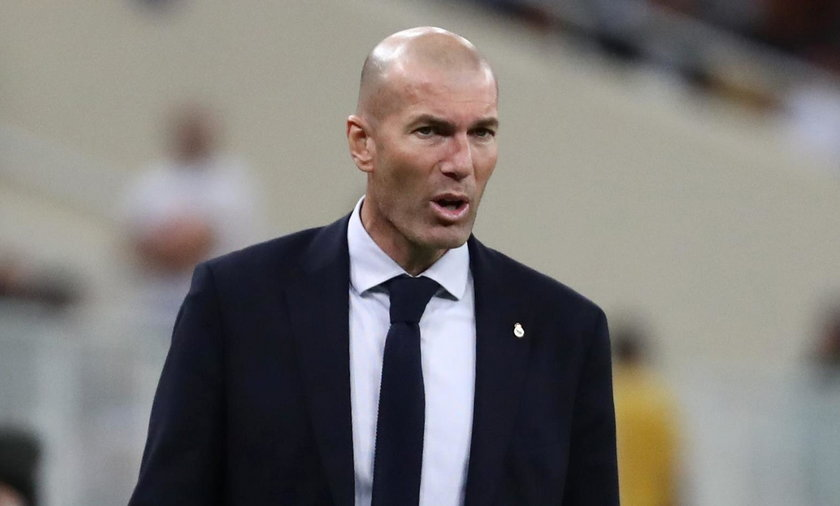 Kolejna porażka Realu Madryt w Lidze Mistrzów