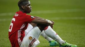 Paul Pogba nie zagra w derbach Manchesteru
