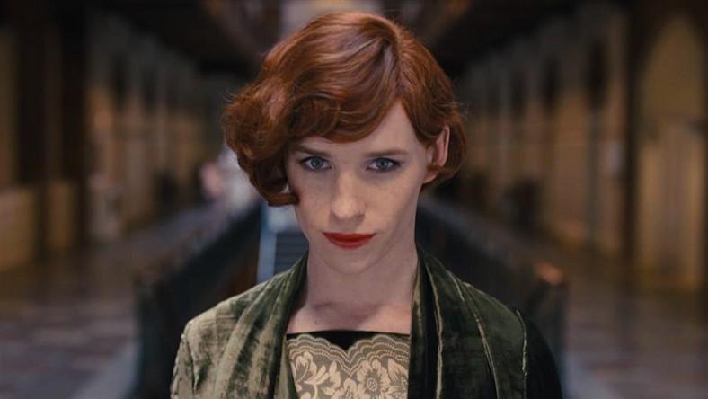 Eddie Redmayne jest dziewczyną z portretu
