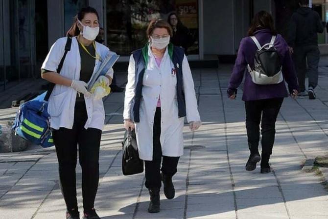 Srbija je u jeku borbe sa epidemijom korona virusa