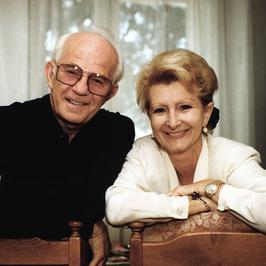 Miłość w blasku fleszy: Jadwiga Barańska i Jerzy Antczak. Razem od ponad 60 lat