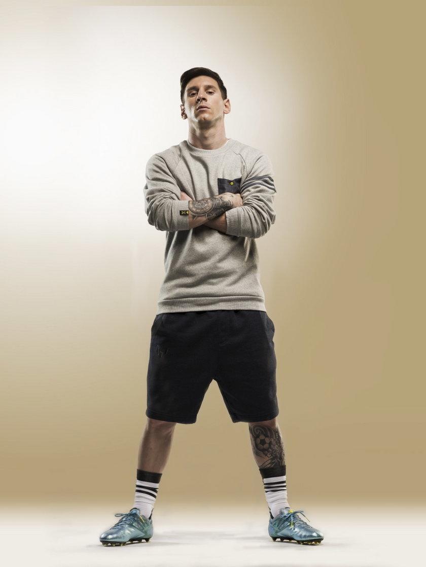 W tych butach zagra Messi w finale