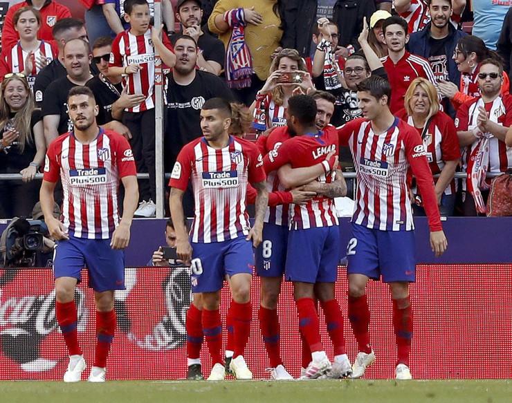 FK Atletiko Madrid, FK Valjadolid