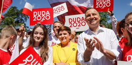 Ile razy w TVP pokazywali Andrzeja Dudę? Szczęka opada!