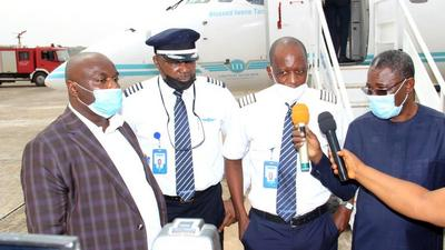 Delta to upgrade Asaba Airport to category 9 as United Airline debuts