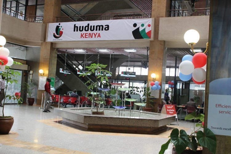 Huduma Center Kenya