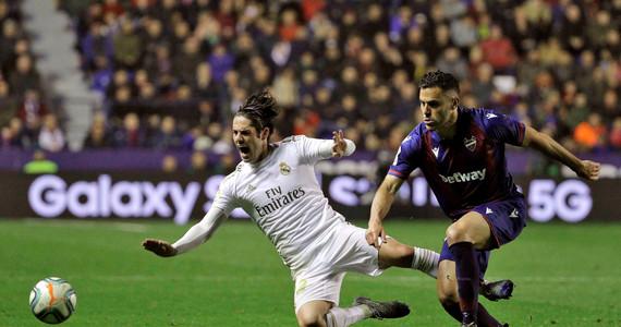 LaLiga: Levante - Real Madryt. Tak źle jeszcze nie było...