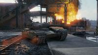 02 World of Tanks - Screenshot: Prototyp 50TP 1