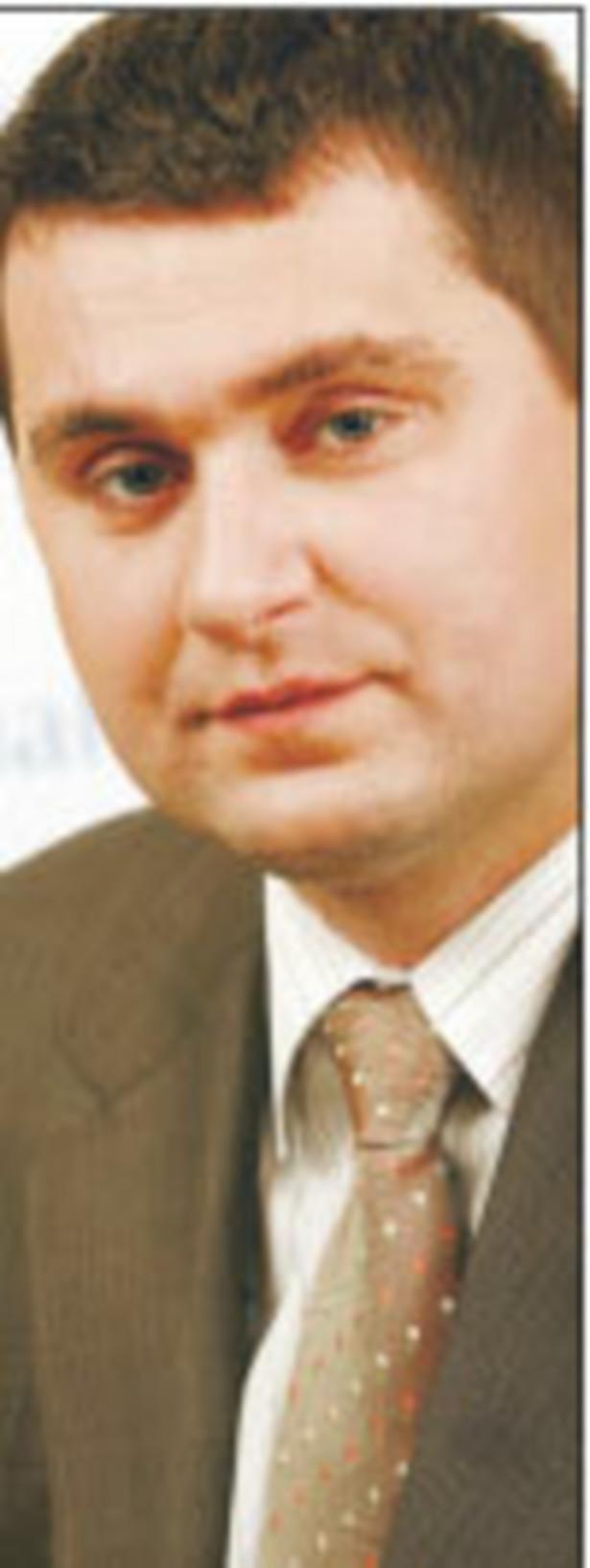 Paweł Wójciak, doradca podatkowy z Europejskiego Centrum Doradztwa i Dokumentacji Podatkowej
