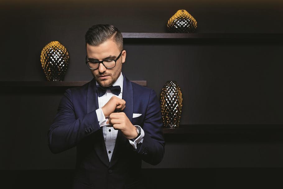 Forbes: Jakub Roskosz i jego moda na sukces. Oto twórca jednego z najpopularniejszych blogów