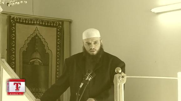 Član Islamske države:Imam Redžep Memiši