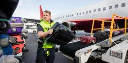 Uważajcie na walizkę w samolocie! Szokujące dane
