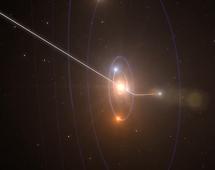BI: Naukowcy zbadali, skąd pochodzi tajemniczy obiekt z kosmosu