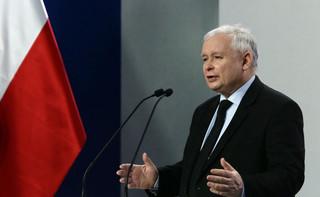 Kaczyński: Tusk łamie elementarne zasady UE. Nie może liczyć na nasze popracie