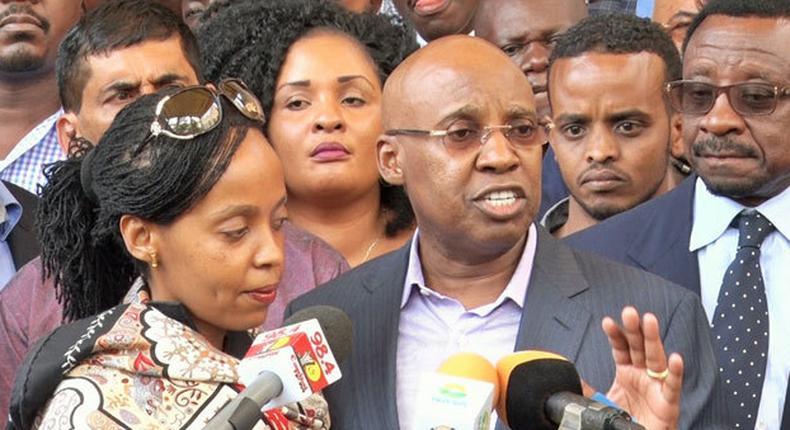 Jimi Wanjigi pockets millions from Nation over fake obituary