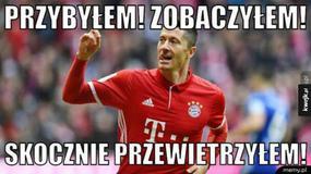 Robert Lewandowski bohaterem memów po... konkursie Pucharu Świata w Oberstdorfie