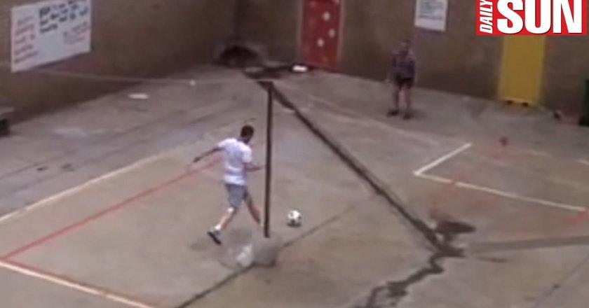 Pistorius w więzieniu