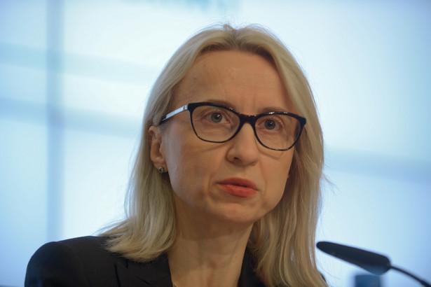 Dodała, że to instrumentarium, które dostępne jest Komitetowi w ramach kompetencji każdej z instytucji w KSF.