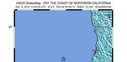 Trzęsienie ziemi w Kalifornii. Wstrząsy odczuwalne nawet w San Francisco