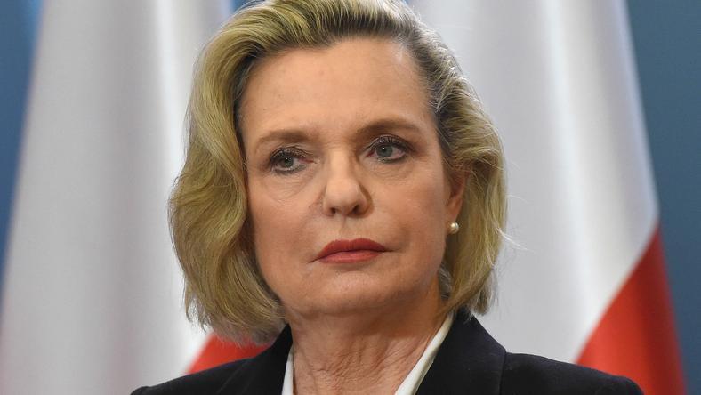 Anna Maria Anders: wierzę, że moja obecność w polskiej polityce będzie służyła dobrej zmianie
