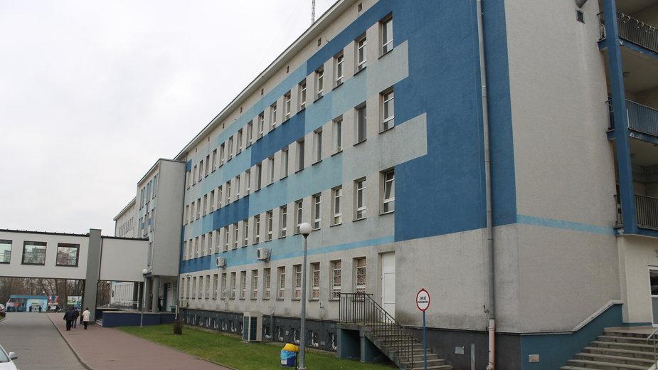 Szpital na kieleckim Czarnowie