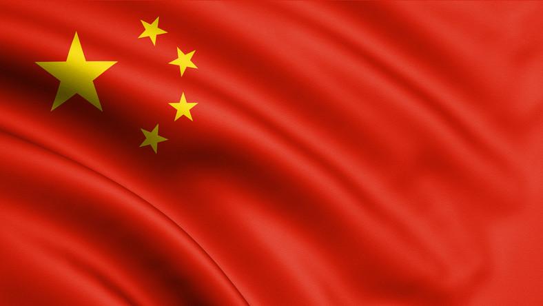 Chiny flaga